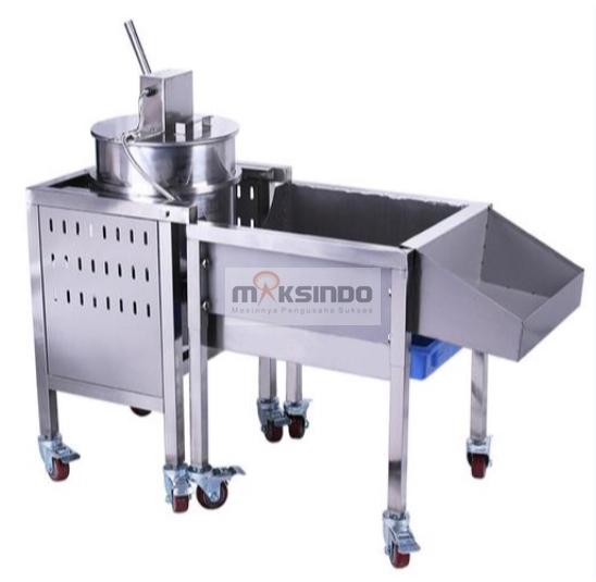 Mesin Popcorn Caramel (Gas) - MKS-CRM300 3