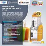 Jual Mesin Slush (Es Salju) dan Juice – SLH01 di Surabaya