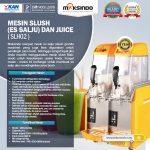 Jual Mesin Slush (Es Salju) dan Juice – SLH02 di Surabaya