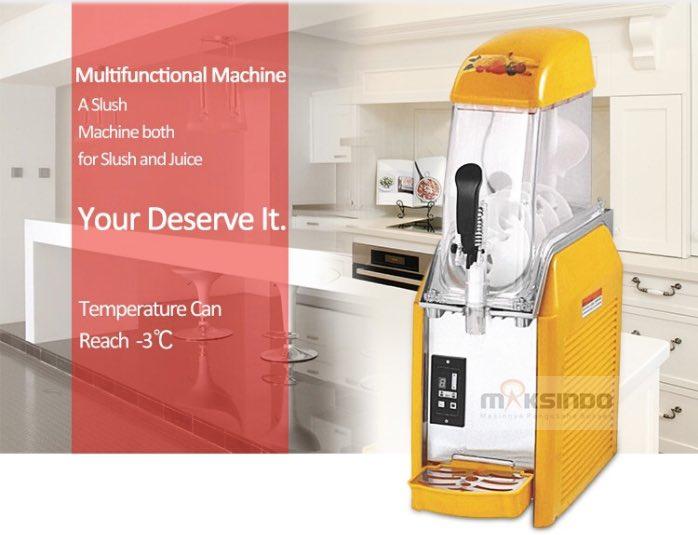 Mesin Slush (Es Salju) dan Juice - SLH01 3