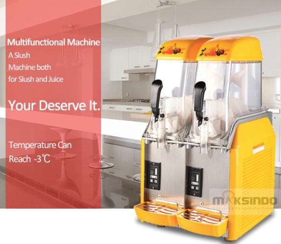 Mesin Slush (Es Salju) dan Juice - SLH02