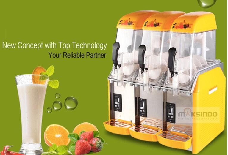 Mesin Slush (Es Salju) dan Juice - SLH03 3