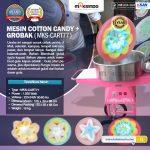 Jual Mesin Cotton Candy + Grobak di Surabaya