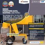 Jual Mesin Pemotong Kayu – Ranting (AGR-POT65) di Surabaya