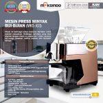 Jual Mesin Press Minyak Biji-Bijian (MKS-J03) di Surabaya