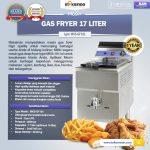 Jual Mesin Gas Fryer MKS-181 di Surabaya