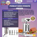Jual Mesin Pembuat Sosis Otomatis (MKS-ELV10) di Surabaya