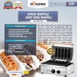 Jual Mesin Stick Waffle (hot dog wafel) di Surabaya