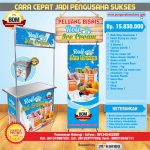 Paket Usaha Roll Ice Cream Program BOM