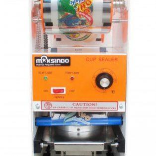 Jual Mesin Cup Sealer Semi Otomatis di Surabaya
