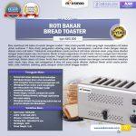 Jual Mesin Bread Toaster (Roti Bakar-D06) di Surabaya
