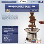 Jual Mesin Chocolate Fountain 4 Tier (MKS-CC4) di Surabaya