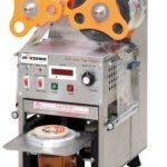Jual Mesin Cup Sealer Full Otomatis Stainless (CPS-12A) di Surabaya