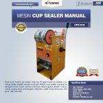 Jual Mesin Cup Sealer Manual NEW di Surabaya