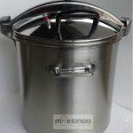 Jual Mesin Panci Presto 51 Liter Stainless (PRC50) di Surabaya