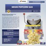 Jual Mesin Popcorn Gas (MKS-POP10) di Surabaya