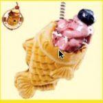 Jual Mesin Waffle Taiyaki Open Mouth (ETYK1) di Surabaya