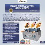 Jual Mesin Waffle Taiyaki Open Mouth (ETYK3) di Surabaya