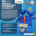 Jual Kombinasi Pengupas Beras dan Penepung RMD8020 di Surabaya