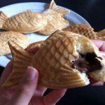 Jual Mesin Kue Waffle Ikan Taiyaki – Gas (TYK02) di Surabaya