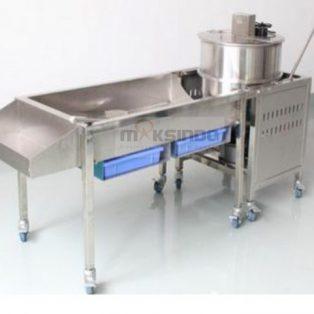 Jual Mesin Popcorn Industrial Caramel (Gas) – CRM880 di Surabaya