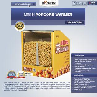 Jual Mesin Popcorn Warmer (POP88) di Surabaya