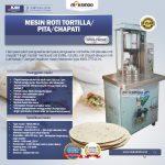 Jual Mesin Roti Tortilla/Pita/Chapati – TRT44 di Surabaya