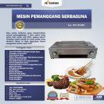 Jual Pemanggang Sate – BBQ GAS SMOKELESS (005BBQ) di Surabaya
