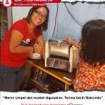 Warung Makan Korea Jumbo Sikdang : Mesin Maksindo Mudah Digunakan
