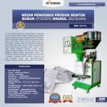 Jual Mesin Pengemas Produk Bentuk BUBUK (POWDER) GRANUL (BIJI-BIJIAN) di Surabaya