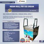 Jual Mesin Roll Fry Ice Cream RIC50 di Surabaya