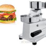 Jual Alat Pencetak Hamburger Manual (HBP15) di Surabaya