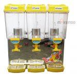 Jual Mesin Juice Dispenser 3 Tabung (17 Liter)-ADK-17×3 di Surabaya