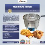 Mesin Gas Fryer MKS-15L