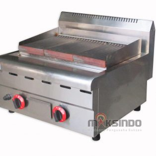 Counter Top Gas Lava Rock Grill MKS-603GL