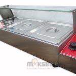 Electric Bain Marie  (Penghangat Masakan) MKS-BMR3
