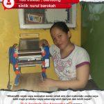 Sistik Nurul Barokah : Mesin Cetak Mie Maksindo Produksi Menjadi Lebih Maju