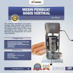 Jual Mesin Pembuat Sosis Vertikal MKS-3V di Surabaya
