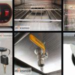 Jual Mesin Food Warmer Kue MKS-DW160 di Surabaya