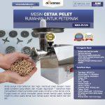 Jual Mesin Cetak Pelet Rumahan Untuk Peternak (MKS-PLT25) di Surabaya