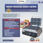 Jual Mesin Pencetak Donut Listrik MKS-DN50 di Surabaya