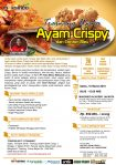 Training Usaha Ayam Crispy dan Cordon Bleu, 10 Maret 2018