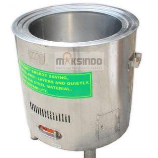 Jual Mesin Pengukus – Steam Machine(Gas) MKS-ST25G di Surabaya