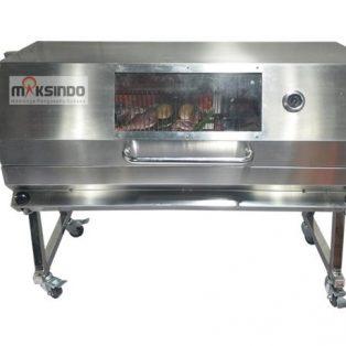 Mesin Kambing Guling BBQ Roaster (GRILLO-LMB33)