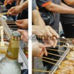 Jual Pemanggang Serbaguna – Gas BBQ Grill 8 Tungku di Surabaya