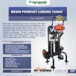 Jual Mesin Pembuat Lubang Tanah AGR-PT62 di Surabaya
