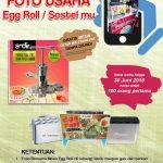 Foto Usaha Egg Roll / Sostel mu