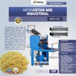 Jual Mesin Cetak Mie Industrial (MKS-500) di Surabaya