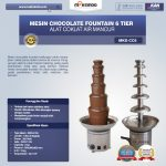 Jual Mesin Chocolate Fountain 6 Tier (MKS-CC6) di Surabaya