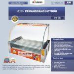 Jual Mesin Pemanggang Hotdog (MKS-HD5) di Surabaya